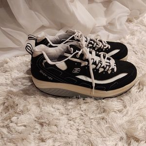Skechers Shape UPS Rocker Work Walking Shoes sz 10